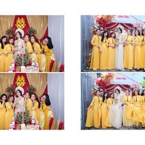 Album chụp ảnh phóng sự cưới Quế Anh & Cường Thịnh