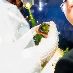 Chụp hình phóng sự tiệc báo hỷ nhà hàng Oscar Palace - Phan Huy Ích