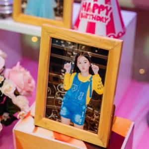 Chụp hình sinh nhật cho bé yêu tại nhà hàng