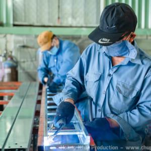 Dịch vụ chụp hình quảng cáo giới thiệu nhà kho - xưởng sản xuất