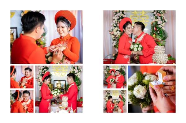 Chụp ảnh phóng sự cưới Hoàng Ninh & Thanh Vân