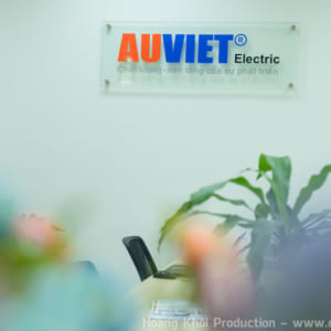 Chụp hình profile ban lãnh đạo công ty Âu Việt