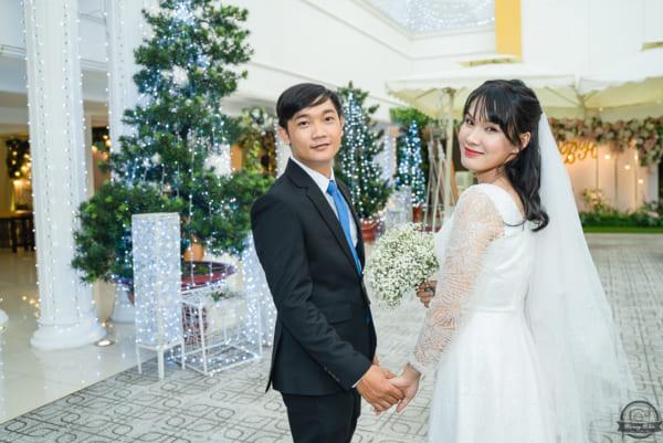 Album truyền thống hiện đại Tiệc báo hỷ Ngô Bình & Thanh Hương | Nhà hàng Hoàng Long