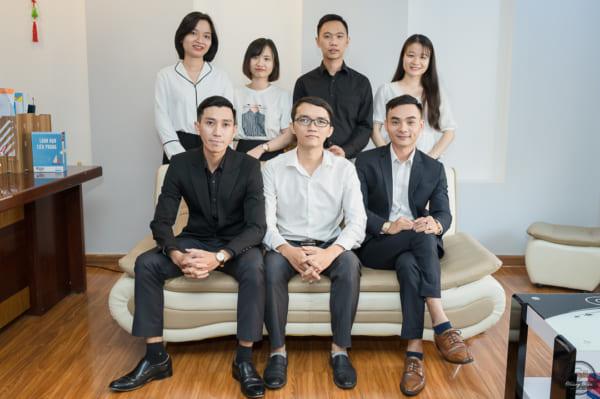 Chụp hình profile giới thiệu văn phòng công ty Global Media