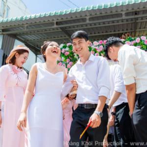 Chụp phóng sự lễ ăn hỏi Nhật Hảo - Nhật Xuân
