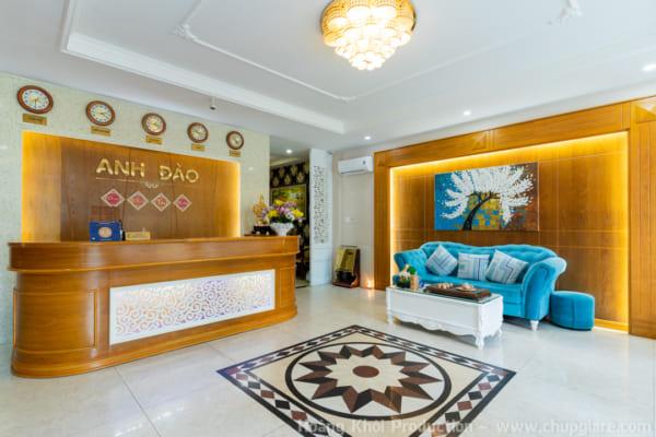 Dịch vụ chụp ảnh quảng cáo khách sạn tại HCM