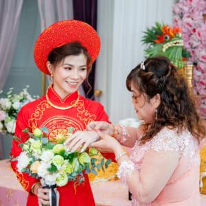 Chụp phóng sự lễ gia tiên đẹp tại Sài Gòn