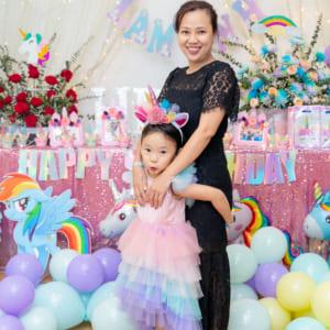 Chụp hình sinh nhật đẹp cho bé yêu tại tiniWorld