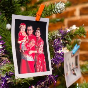 Chụp ảnh tiệc thôi nôi đẹp tại December Quán