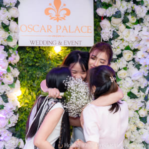 Chụp phóng sự tiệc vu quy | Nhà hàng Oscar Palace