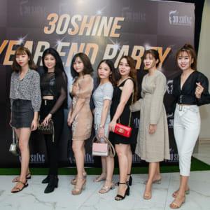 Dịch vụ chụp ảnh tiệc tất niên 30SHINE tại HCM