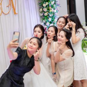 Chụp phóng sự tiệc cưới đẹp tại Sài Gòn 2021