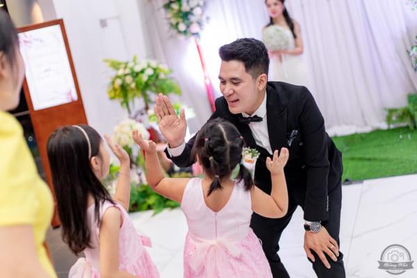 Tham khảo Album chụp phóng sự tiệc cưới đẹp