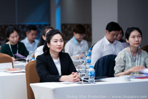 Chụp hình Hội thảo du lịch tỉnh FUKUSHIMA tại HCM | Orchids Saigon Hotel
