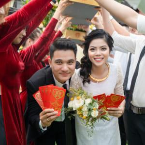 Dịch vụ chụp hình đám hỏi đẹp tại Sài Gòn