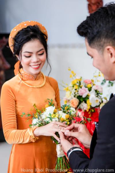 Chụp hình phóng sự Lễ Hỏi đẹp Quỳnh Như & Đức Cảnh