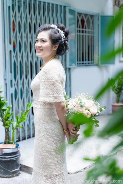 Chụp hình Truyền thống hiện đại Lễ Gia Tiên – Rước dâu đẹp HCM
