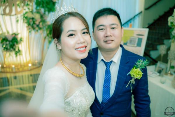 Chụp hình tiệc cưới đẹp tại nhà hàng Gala Royale | Quận 1