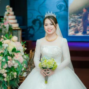 Chụp hình phóng sự tiệc cưới nhà hàng Gala Royale | Quận 1
