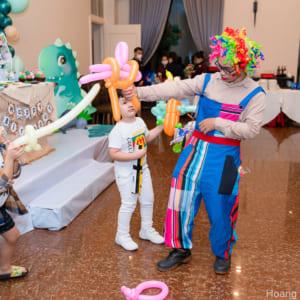 chụp phóng sự tiệc sinh nhật cho bé yêu tại quận 1