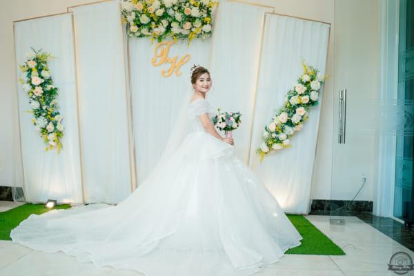 Chụp phóng sự tiệc cưới nhà hàng Vườn Cau | Quận Gò Vấp