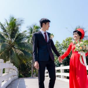 Báo giá chụp phóng sự lễ thành hôn tỉnh tiền giang