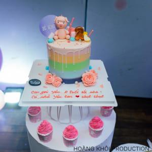 Chụp hình sinh nhật bé yêu 2 tuổi tại hotel equatorial