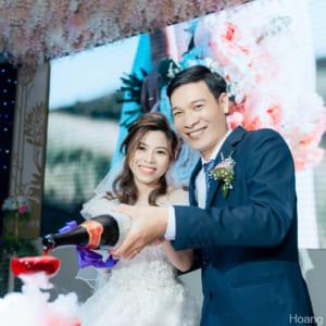 Chụp hình tiệc cưới nhà hàng tiệc cưới Valentine quận Bình Tân
