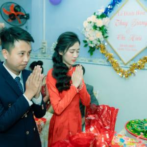 Dịch vụ chụp phóng sự Lễ đính hôn đẹp 2021